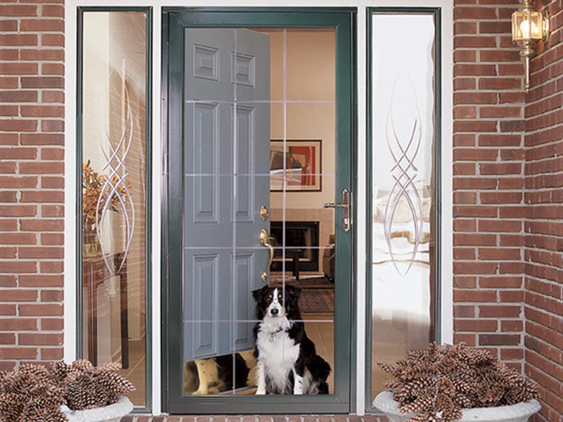 Fox Weldoor - Storm Doors